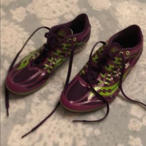 Saucony Distance Spikes-New